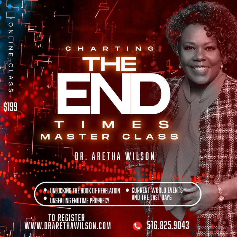 The end times master class new