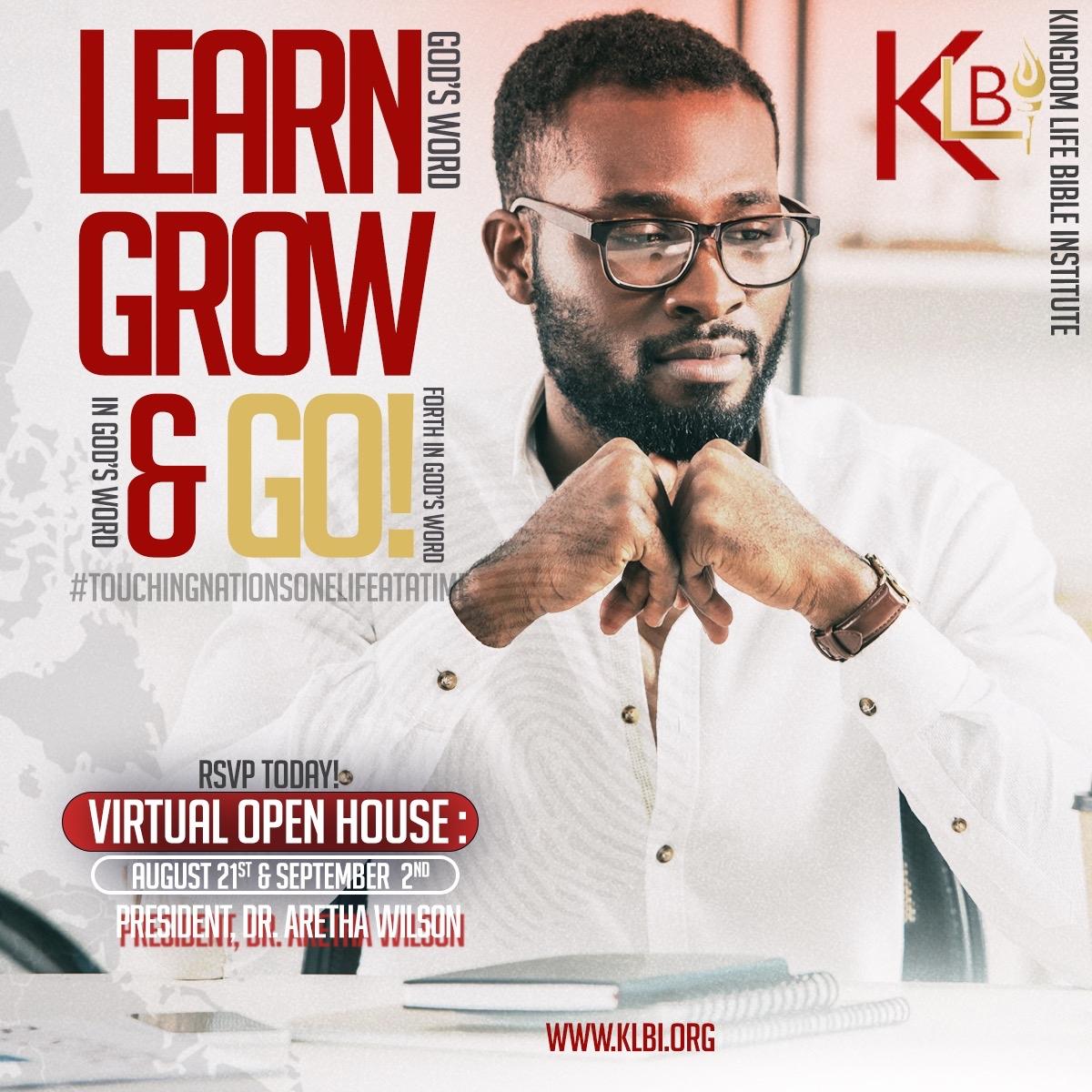 learn grow and go